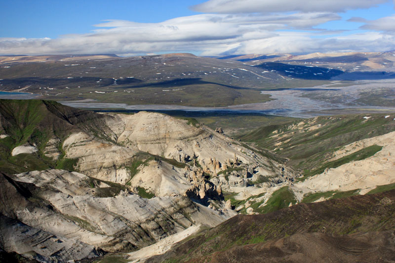 Tundra in Nunavut