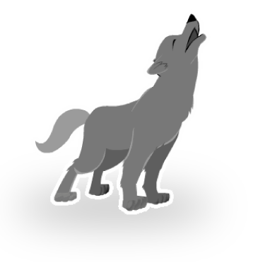 Hinterland's Hangout Wolf